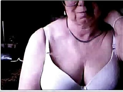 Hacked webcam caught my old mom having fun at PC