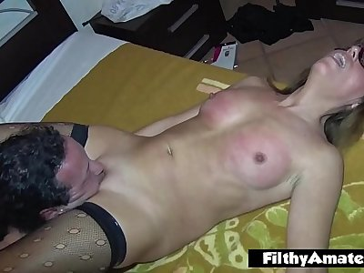DP and anal in real orgy with unsatisfied wives